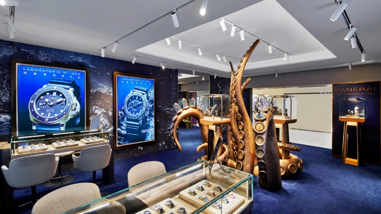 Panerai Submersible Pop-Up in Greater China 2019