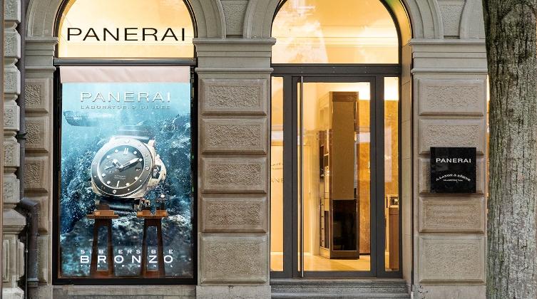 Panerai Zurich Boutique