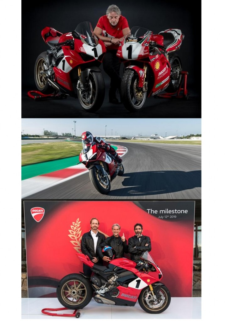 Panigale V4 25 Anniversario 916 is the Ducati tribute to the bike that changed superbike history.