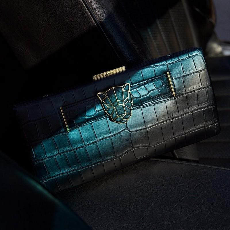 Panthère de Cartier clutch bags 2018 collection