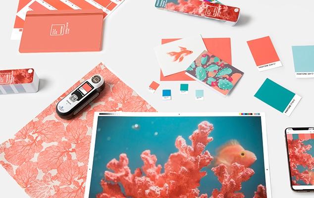 Pantone Living Coral- Pantone Color of the Year 2019-01