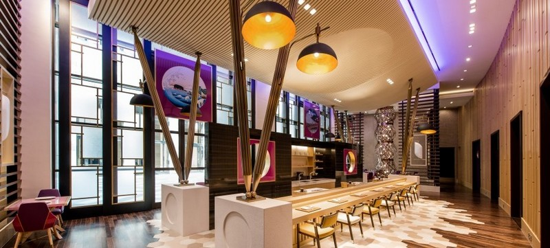 Paradise Casino Incheon - HBA design