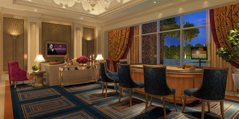 Paradise Casino Incheon - VIP Game Suite