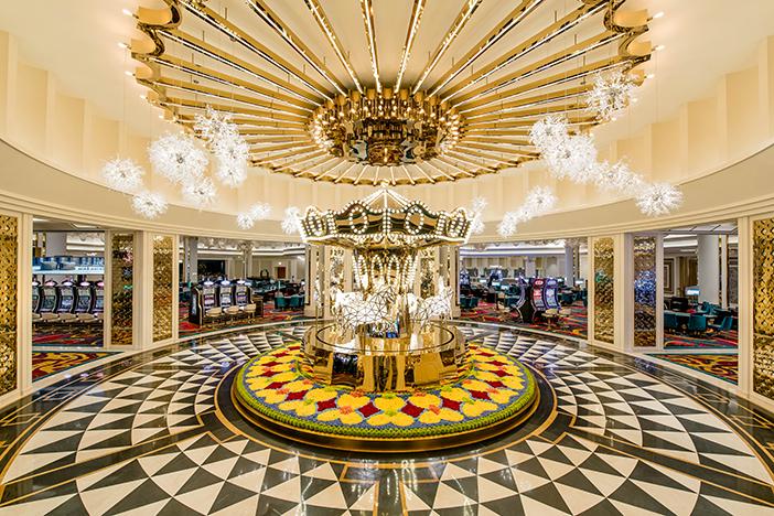 Paradise Casino Incheon - design