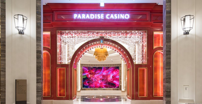 Paradise City Incheon Arch-