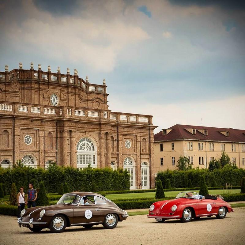 Parco Valentino - Salone dell'Auto di Torino--