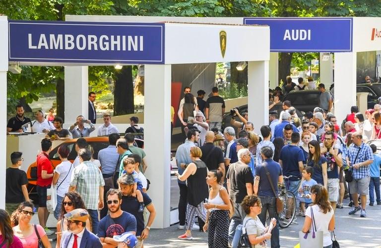 Parco Valentino - Salone dell'Auto di Torino cars-