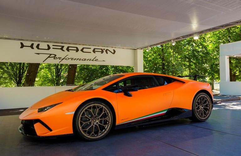 Parco Valentino - Salone dell'Auto di Torino cars