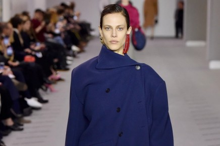 Paris fashion week: Balenciaga awes with grown-up chic collection