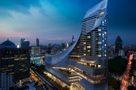 First Park Hyatt hotel in Thailand opened its doors