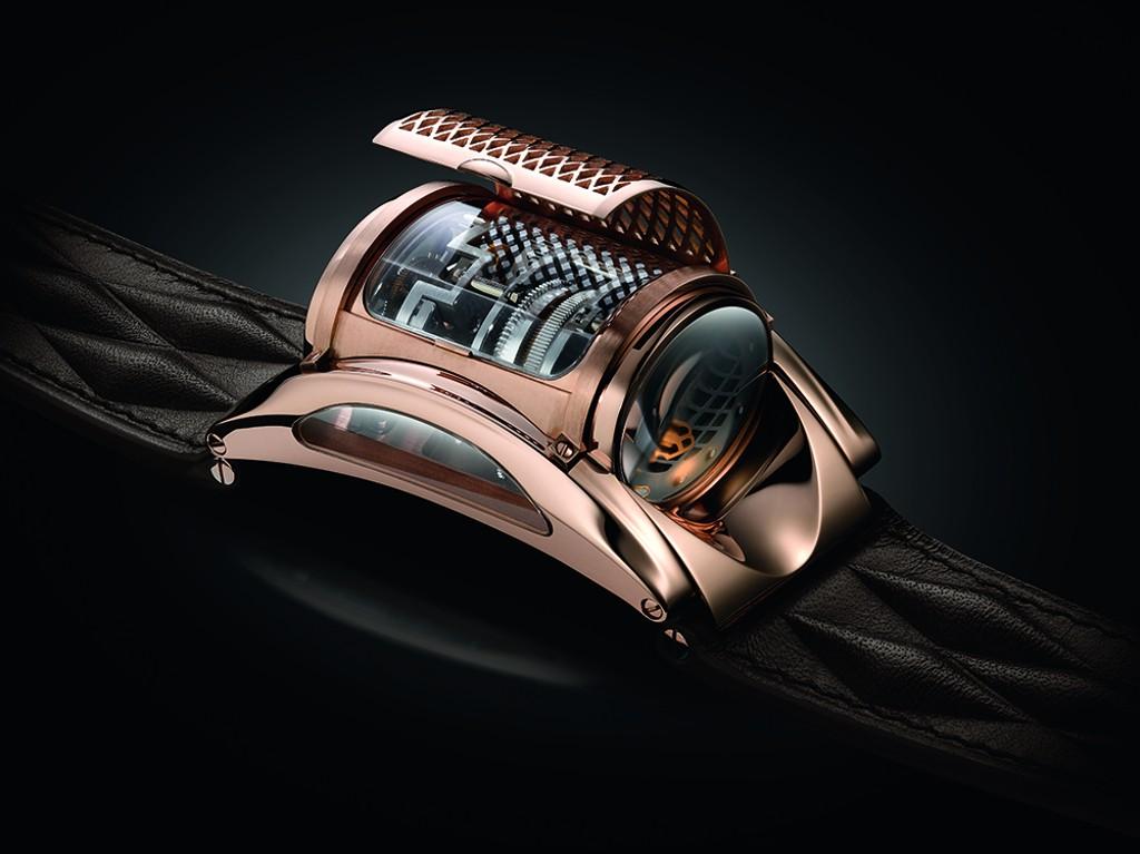 Parmigiani Bugatti Révélation