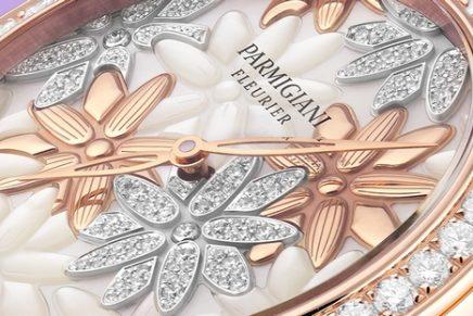 Parmigiani Fleurier x Giorgio Armani x Tonda Reine de Mai: high watchmaking with poetry