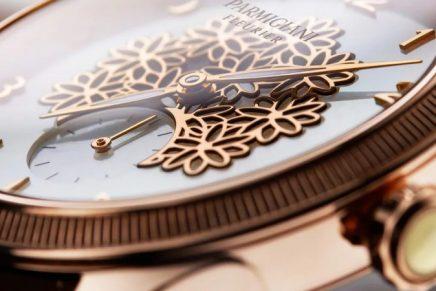 Parmigiani Fleurier Toric Fleur – a very elegant timepiece to celebrate hanami
