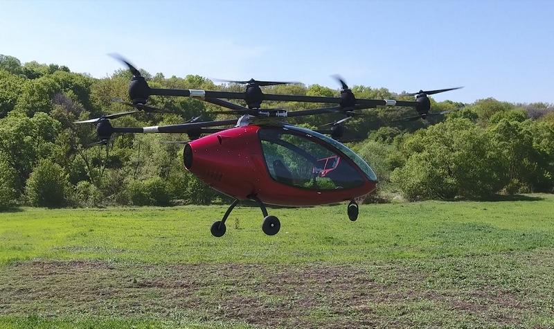 Passanger Drone Photos-outdoors
