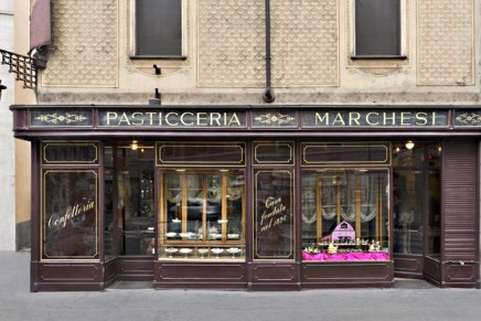 Famed Pasticceria Marchesi, one of Milan's most famous pastry shops, bought by Prada