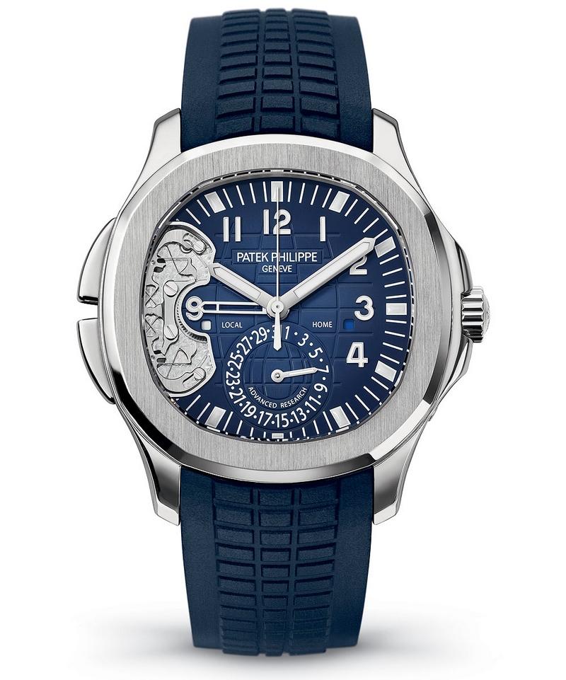 Patek Philippe Aquanaut Travel Time Ref 5650G