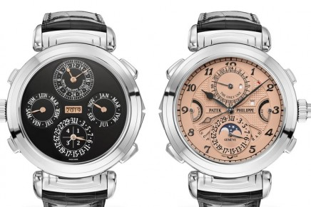 World's most expensive watch sells for £24.2m in charity auction