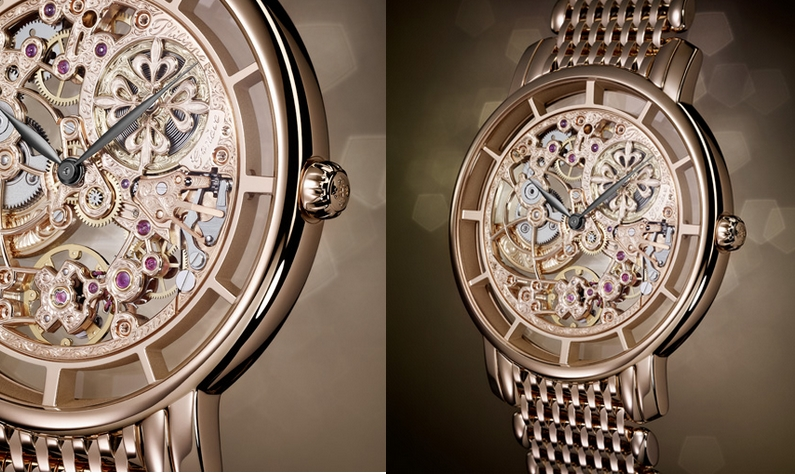 Patek Philippe new watches 0 Patek Philippe Calatrava Squelette Ref 5180 1R-001