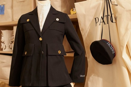 Patou's first ready-to-wear collection since the renaissance of the luxury brand