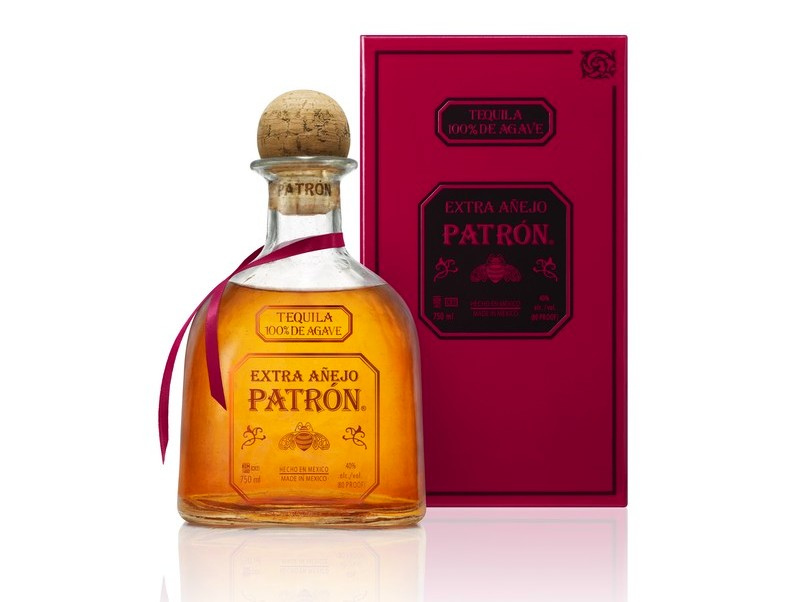 Patrón Extra Añejo is the first new addition to Patrón's core range of tequilas in quarter-century