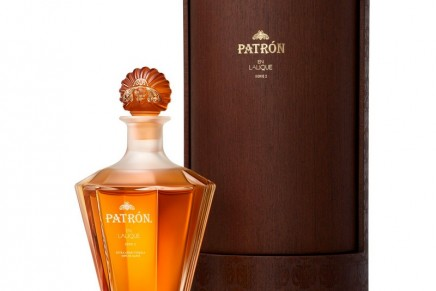 Masters of French Crystal and Mexico's Premier Tequila Distiller have come together, once again