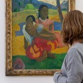 Paul Gauguin's When Will You Marry Me painting sold for a record price in 2015