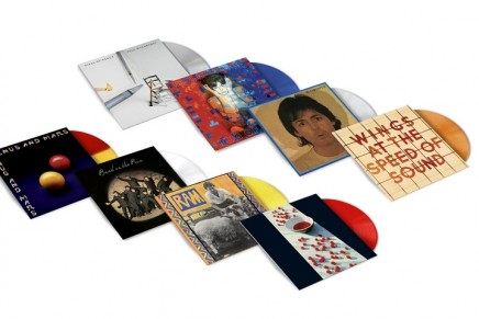 The Paul McCartney Archive Collection: Eight titles to be re-released