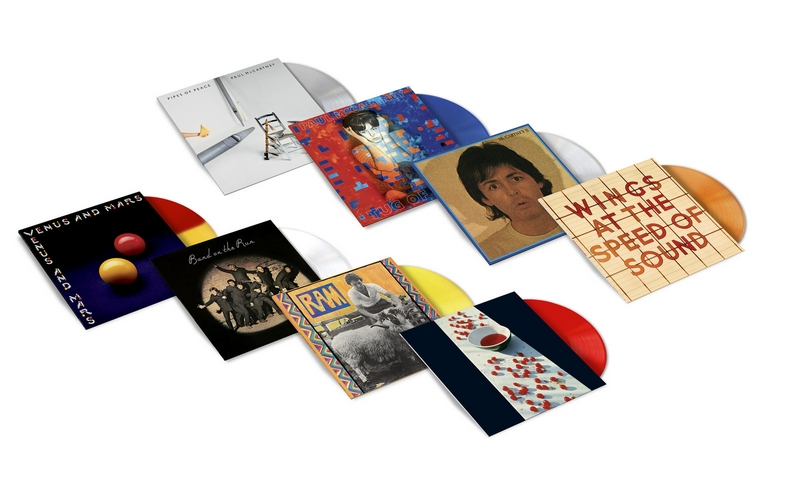 Paul McCartney Archive Collection