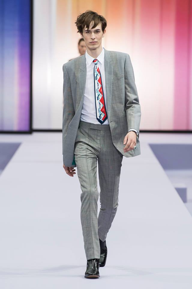 Paul Smith Spring Summer 2018 Show - Look 1