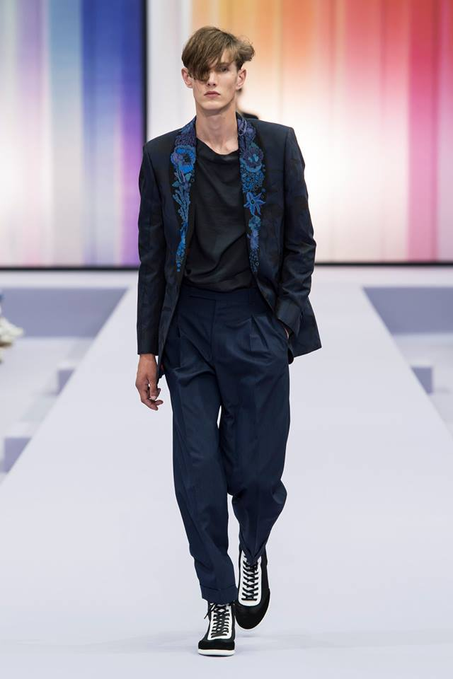 Paul Smith Spring Summer 2018 Show - Look 22