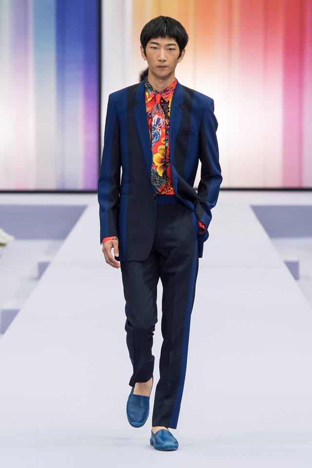Paul Smith Spring Summer 2018 Show - Look 26