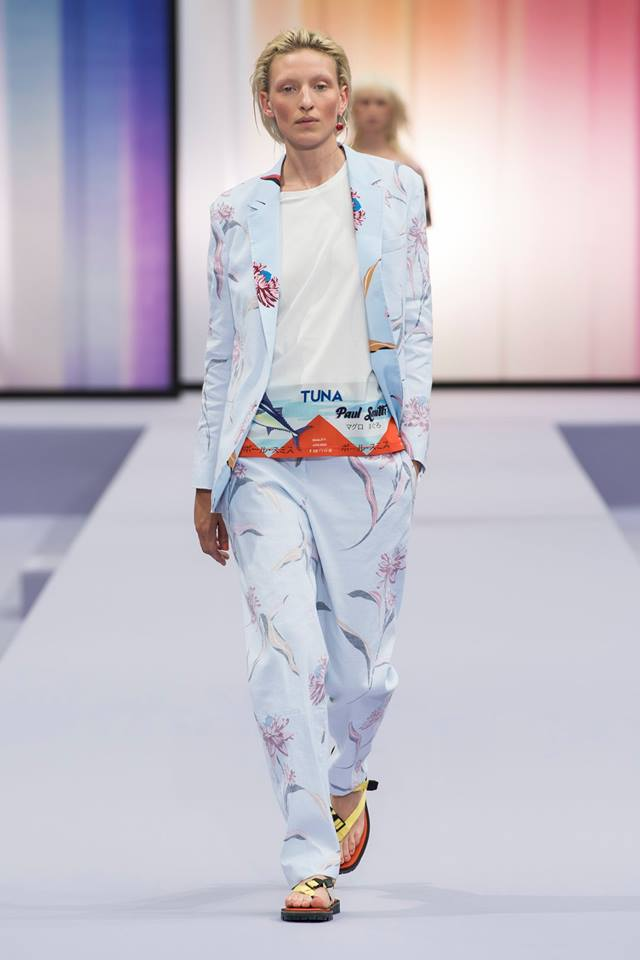 Paul Smith Spring Summer 2018 Show - Look 6