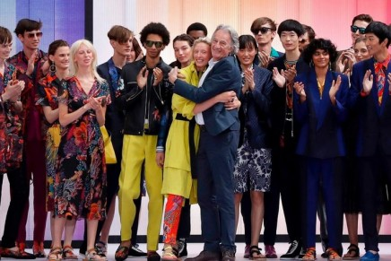 Paul Smith's bright and breezy spring-summer 2018 collection