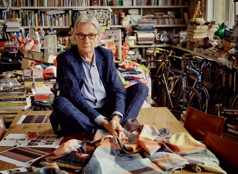 Paul Smith on his muse Anni Albers