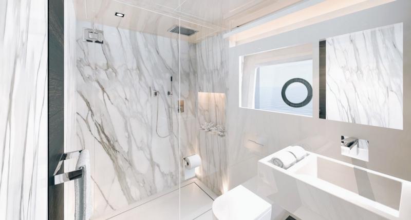 Pearl Yachts 95-interior 2