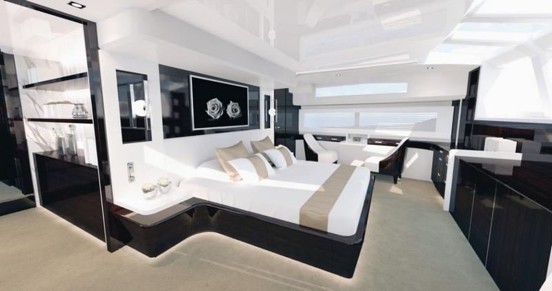 Pearl Yachts 95-interior