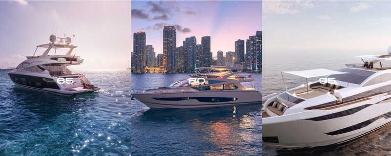 Pearl Yachts - The Fleet in 2018