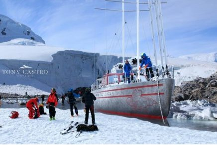 High-latitude sailing: In these times, such an explorer yacht is perhaps more appealing than ever
