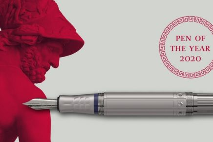 The myth of Sparta and its heroes lives on in the Pen of the Year 2020