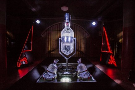 The $185,000 decanter for Australia's most famous wine