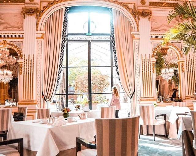Peninsula Paris Brunch