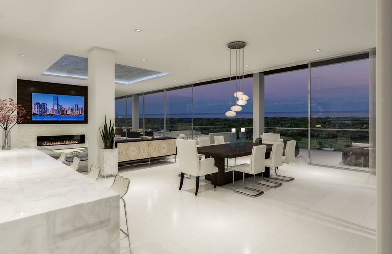 Penn-Florida Companies Releases The Penthouse Collection by Mandarin Oriental