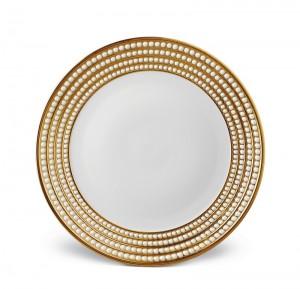 Perlee Gold by L'Objet luxury plates