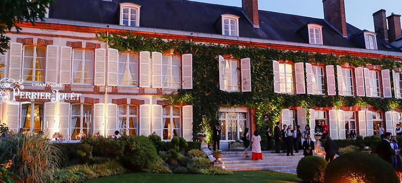 Perrier-Jouët celebrates the reopening of Maison Belle Epoque-2017