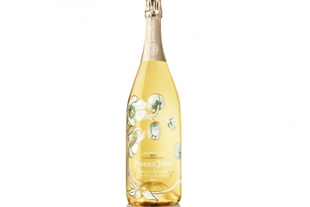 Gold Medal for Perrier-Jouët Belle Epoque Blanc de Blancs 2004 at the largest and most relevant sparkling  wine competition in the world