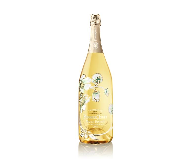 Perrier-Jout_Belle_Epoque_Blanc_de_Blancs_2004-bottle