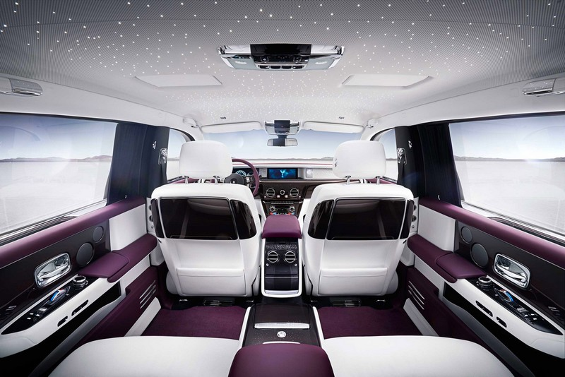 Phantom VIII is the 21st Century incarnation of the world's longest running automotive nameplate--