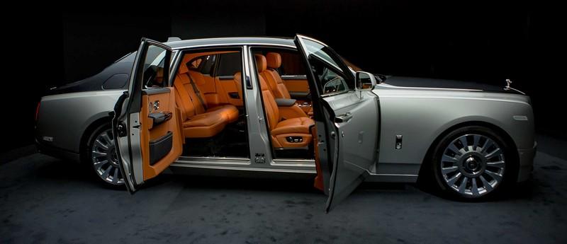 Phantom VIII is the 21st Century incarnation of the world's longest running automotive nameplate