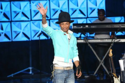 If cool was a person, it would be Pharrell