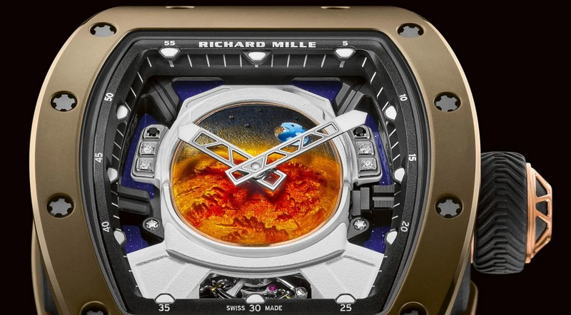 Pharrell Williams x Richard Mille RM 52-05 watch 2019 -02